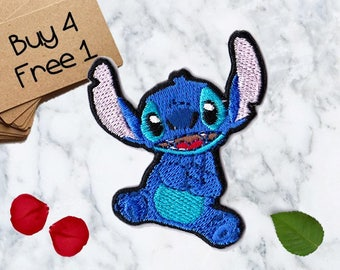 Anime Patch Anime Fabric Patches Applique So Cute Appliques