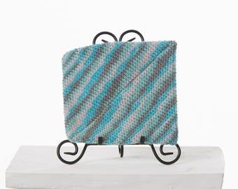 Heavy duty crochet pot holder