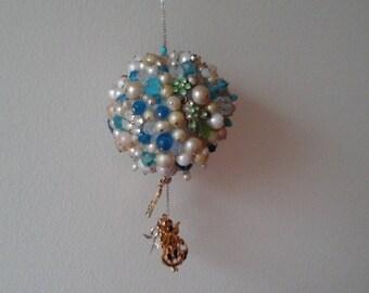 Handmade Christmas Ornament Jewels