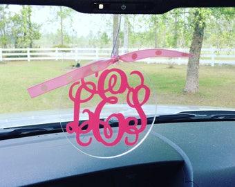 Car Mirror Charm