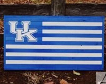 University of Kentucky Flag