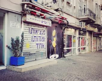 Promise to Buy Me . Nachalat Binyamin , Tel Aviv , 2017