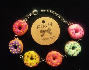 Doughnut Bracelet