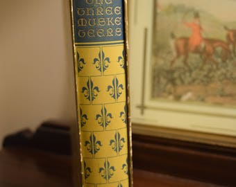 The Three Musketeers (Dumas) - Limited Editions Club/Heritage Press