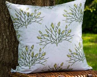 Magnolia Tree Cushion