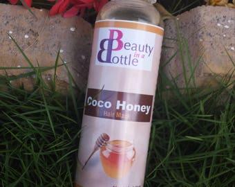 Hair mask/Hair treatment/coco honey/
