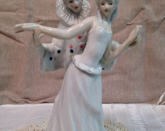 Clown and Princess Music Box by House of Zog