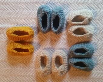 Simple Sweet Slippers
