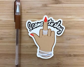 Beyonce Middle Fingers Up Sticker, Hip Hop, Beyonce Sticker, Beyonce Music, Beyonce Quote, Destinys Child, Beyonce Birthday, Queen Bey