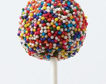 Birthday Sprinkles Cake Pops