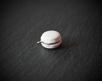 Macaroon Charm, Macaroon Pendant, Sweets Charm