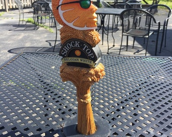Shock Top Tap Handle