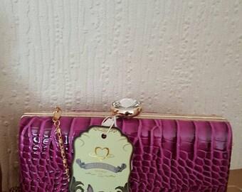 Glamorous Move and Moda clutch bag