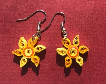 You are my Sunshine Earrings