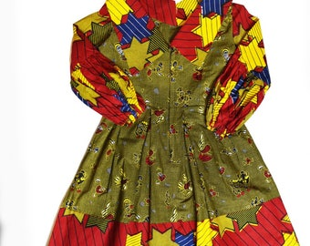Efiewura African dress
