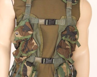army surplus/military issue USA tactical assault vest.
