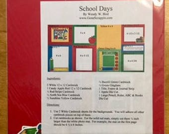 School Days Pack