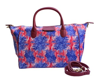 Jungle Lily Weekender Travel Bag