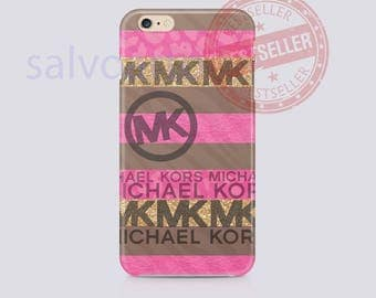 Michael Kors MK Pink Tote Luxury iPhone 6,7,Samsung S6,S7,S8