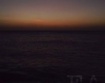 Aruba Before Dark