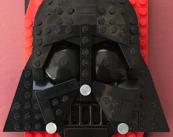 Darth Vader Lego® Portrait