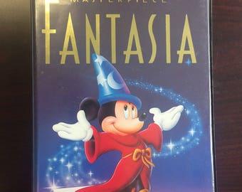 VHS-Disney's Fantasia