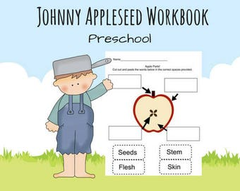 Johnny Apple Seed Theme Pack