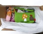 Surprise box grab bag Waldorf toys