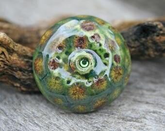 Handmade Ceramic Cabochon
