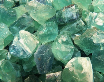 Natural Green Fluorite Crystal Mineral Specimen Bulk Wholesale