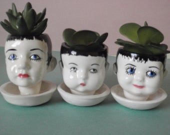 Three Tiny Ladies