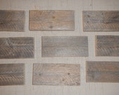 Reclaimed Barnwood Frame Pieces