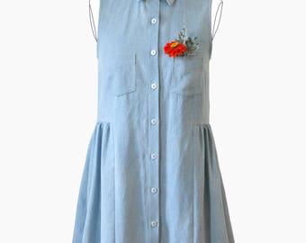 Grainline Studio PATTERN - The Alder Shirtdress - Sizes 0-18