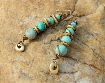Mother Nature Boho Earrings