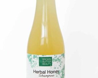 Shampoo | Herbal Honey Shampoo | Organic Ingredients