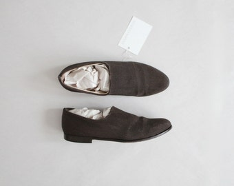 slip on flats | minimalist shoes | size 7.5 8 flats