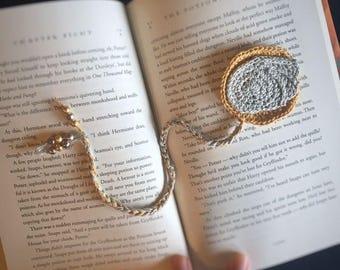 Kit: Crochet Snitch Bookmark
