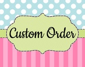 Custom Listing for Jodie