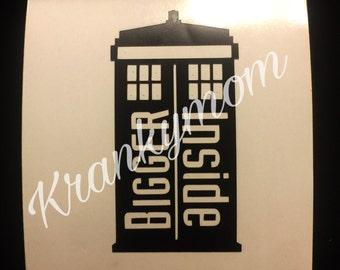 Doctor Who- 1 Decal-mug-computer-cup