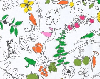 Sweet Meadow - IKEA Ludovika Cotton Fabric
