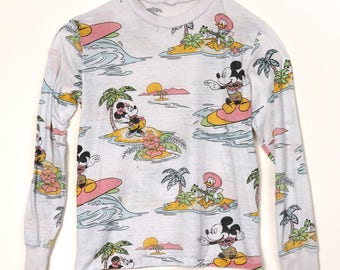 Tropical Vacation Disney Shirt
