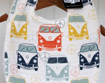Baby Bib...My VW bus