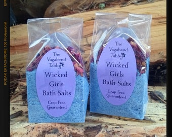 wicked girls bath salts