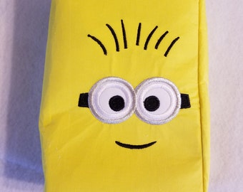 MINION inspired Diabetic meter case