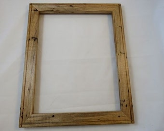 11x14 Wormy Curly Maple Picture Frame A3