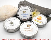 WINTER SALE.... Buy 3 Get 1 Free! - 4 oz. Herbal Salve Stock Up Deal - Skin Rash, Dry Skin, Skin Problems, Herbal Salve, Skin Salve, Healing