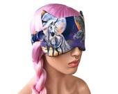 Sleep Mask with Cat Ears Unicorn Pegasus