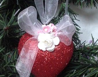 Sweet Valentine Ornament