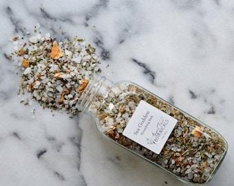 SALE - Sea Goddess Organic Bath Salts - Seaweed Detox Bath, Mineral Bath, Essential Oil Bath, Bath Tea - Organic Spa - Organic Skin Care 15