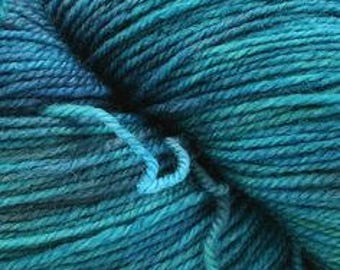 Dream In Color Classy Worsted - Blue Lagoon